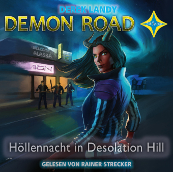 Demon Road - Höllennacht in Desolation Hill, 7 Audio-CDs