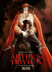 Arthus Trivium - Der dritte Magier Cover