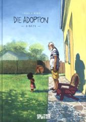 Die Adoption - Qinaya Cover