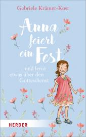 Anna feiert ein Fest ... Cover