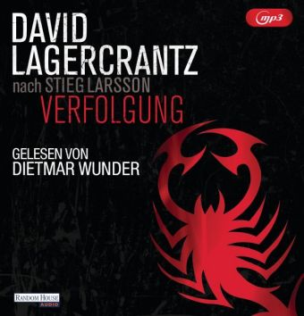 Verfolgung, 2 MP3-CDs