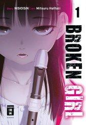 Broken Girl Cover