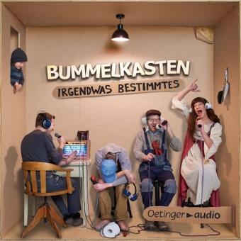 Bummelkasten - Irgendwas Bestimmtes, 1 Audio-CD