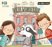 Villa Wunderbar - Ein Waschbär zieht ein, 1 Audio-CD