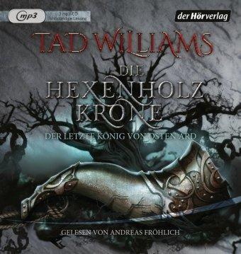 Der letzte König von Osten Ard, Die Hexenholzkrone, 3 MP3-CDs