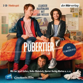 Das Pubertier, 2 Audio-CDs