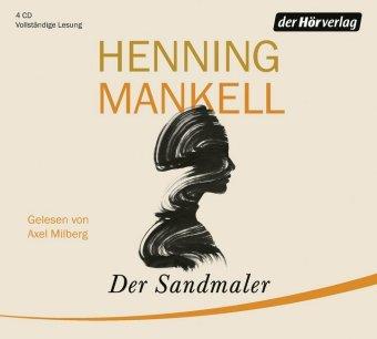 Der Sandmaler, 4 Audio-CDs