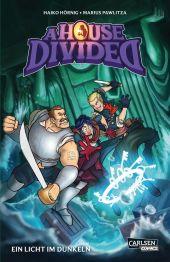 A House Divided - Ein Licht im Dunkeln Cover