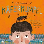 Käferkumpel - Das Hörspiel, 1 Audio-CD