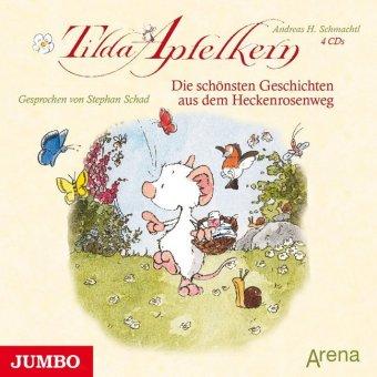 Tilda Apfelkern - Die schönsten Geschichten aus dem Heckenrosenweg, Audio-CD