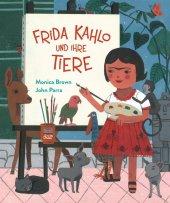 Frida Kahlo und ihre Tiere Cover