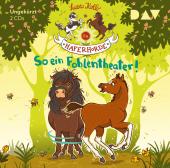 Die Haferhorde - So ein Fohlentheater!, 2 Audio-CDs