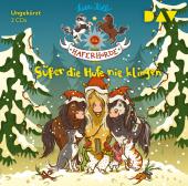 Die Haferhorde - Süßer die Hufe nie klingen, 2 Audio-CDs