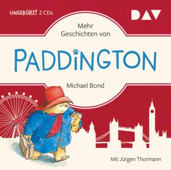 Mehr Geschichten von Paddington (Sonderausgabe zum Film), 2 Audio-CDs