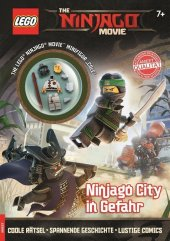 LEGO The Ninjago Movie - Ninjago City in Gefahr