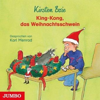 King-Kong, das Weihnachtsschwein, 1 Audio-CD