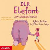 Der Elefant im Wohnzimmer, 1 Audio-CD Cover