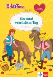 Bibi & Tina - Ein total verrückter Tag Cover