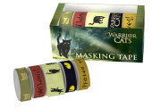 Warrior Cats - Masking Tape Cover