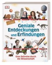 Geniale Entdeckungen und Erfindungen Cover
