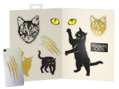 Warrior Cats - Laptop- und Handysticker Cover