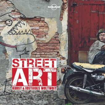 Lonely Planet Bildband Street Art
