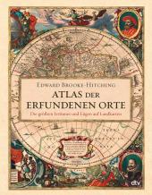 Atlas der erfundenen Orte Cover