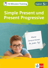 10-Minuten-Training Simple Present und Present ...