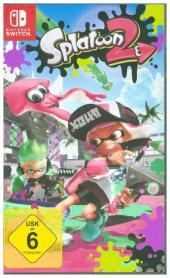 Splatoon 2, 1 Nintendo Switch-Spiel