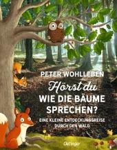 Hörst du wie die Bäume sprechen? Cover