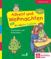 Advent und Weihnachten mit Kindern feiern Cover