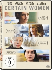 Certain Women, 1 DVD