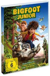 Bigfoot Junior, 1 DVD Cover