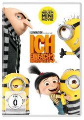 Ich einfach unverbesserlich 3, DVD Cover