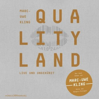 QualityLand, 7 Audio-CDs