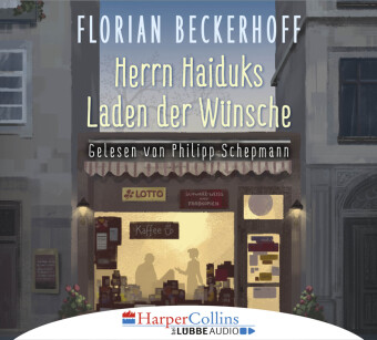Herrn Haiduks Laden der Wünsche, 6 Audio-CDs