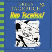 Gregs Tagebuch - Und tschüss!, Audio-CD Cover