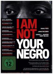 I am not your negro, 1 DVD