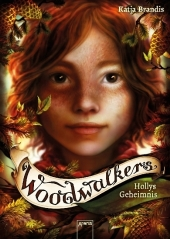 Woodwalkers - Hollys Geheimnis Cover