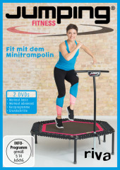 Jumping Fitness - cardio & circuit, 2 DVDs