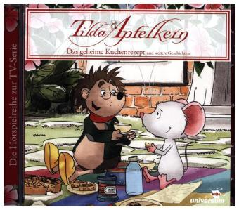 Tilda Apfelkern, 1 Audio-CD