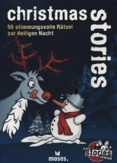Black Stories (Kinderspiel), Junior - christmas...