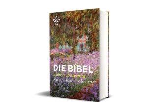 Die Bibel, Einheitsübersetzung, mit biblischen Redensarten, Covermotiv Irisbeet
