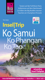 Reise Know-How InselTrip Ko Samui, Ko Phangan, ...