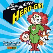 Die Abenteuer von Autistic Hero-Girl Cover
