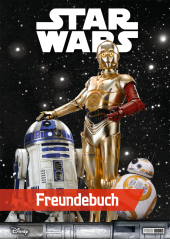 Star Wars: Freundebuch Cover