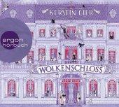 Wolkenschloss, 8 Audio-CDs