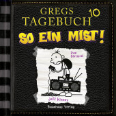 Gregs Tagebuch - So ein Mist!, 1 Audio-CD Cover