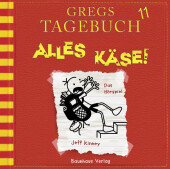 Gregs Tagebuch - Alles Käse!, Audio-CD Cover