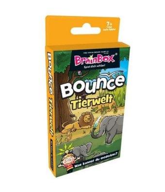BrainBox Bounce - Tiere (Kinderspiel)